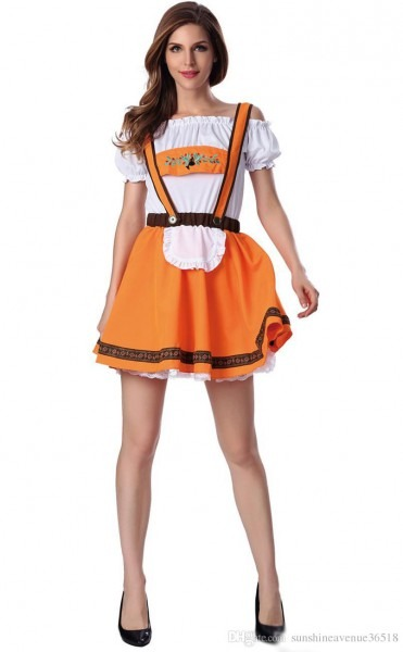 2017 New Arrival Oktoberfest Beer Lovers Suit Sexy Cosplay