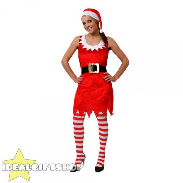 Christmas Elf Outfits For Adults