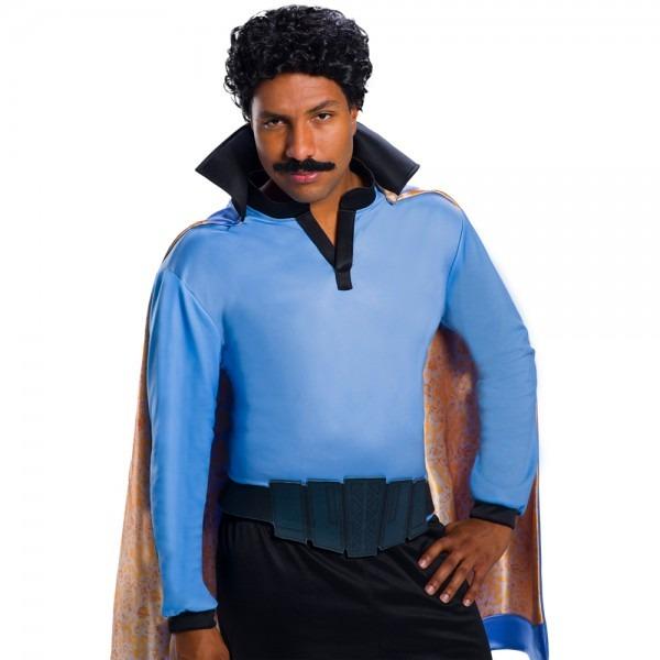 Mens Star Wars Lando Calrissian Costume Wig