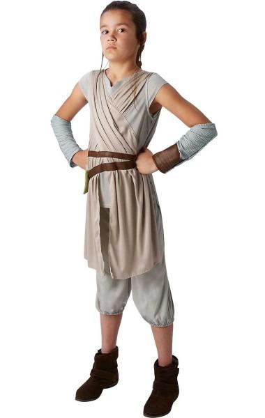 Rey Star Wars Girls Costume