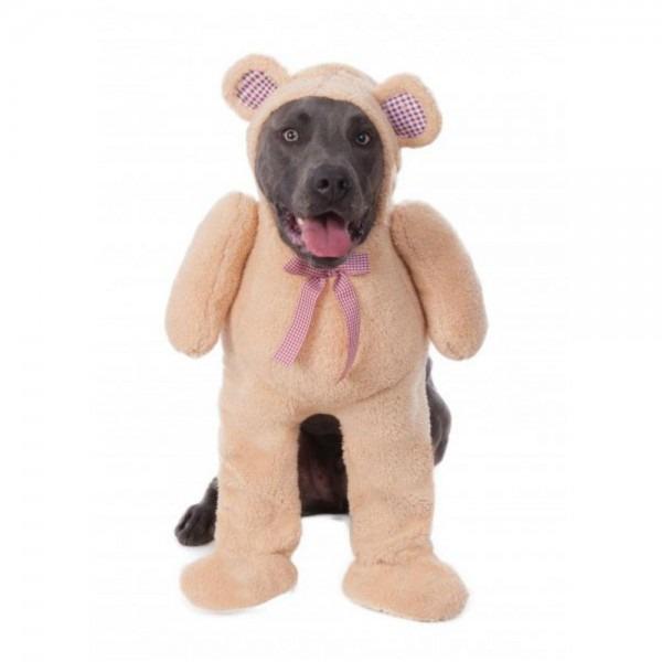 Rubies Big Dog Walking Teddy Bear Dog Costume