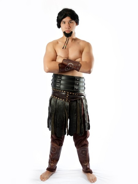 Khal Drogo Game Of Thrones Costume