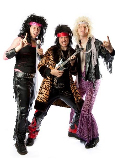 80's Rock Group Costumecreative Costumes