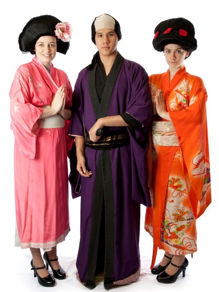 Japanese Group Costumecreative Costumes