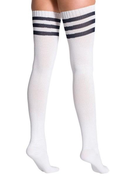 American Apparel Stripe Thigh