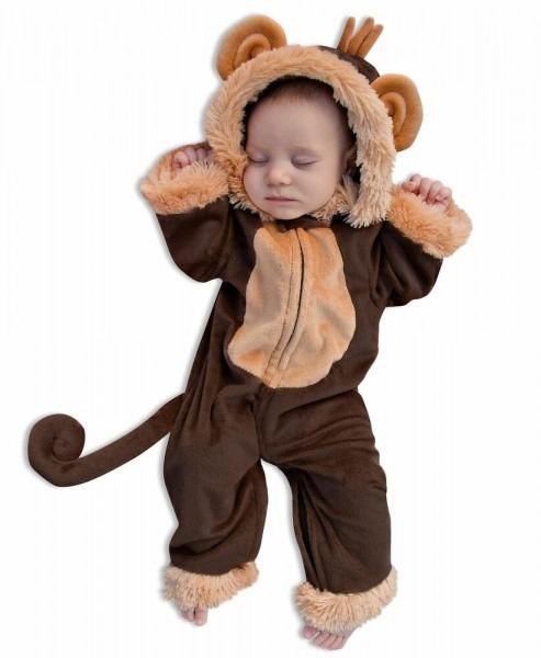 Milo The Monkey Princess Paradise Costume Infant Baby Newborn 0 3