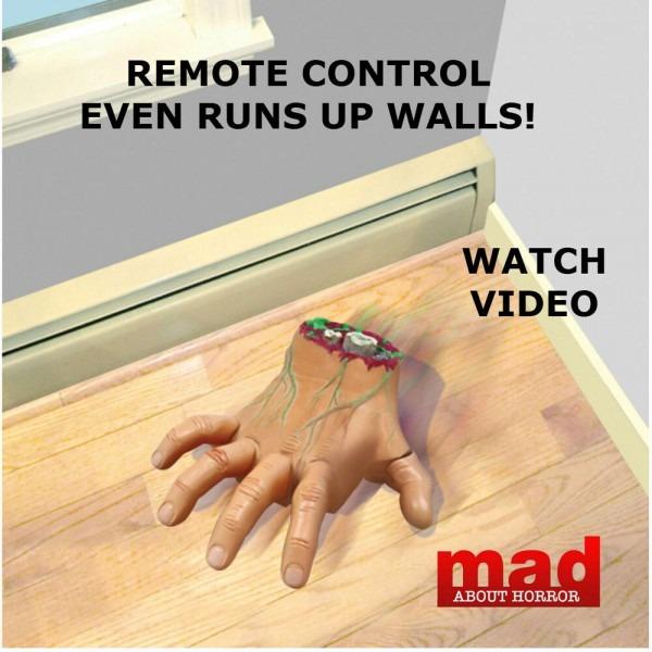 Animated Zombie Hand Runner