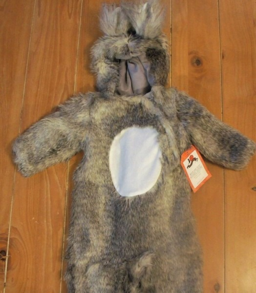 Nwt Pottery Barn Kids Woodland Baby Squirrel Halloween Costume 12