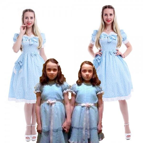 The Shining Grady Twin Lisa And Louise Lolita Skirts Women Dress