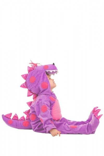 Princess Paradise Baby Teagan The Dragon Deluxe Costume As Shown