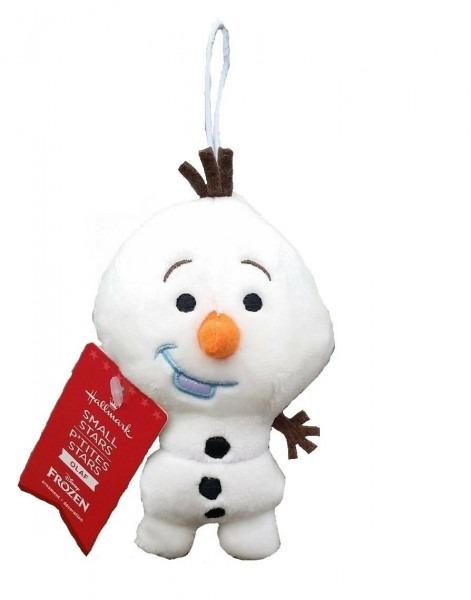 Hallmark Small Stars Disney Frozen Olaf Plush Christmas Tree