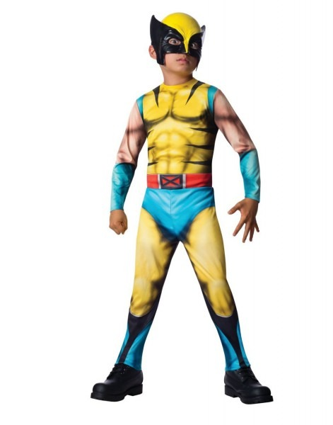 Wolverine Marvel Universal Classic Collection Boys Child Costume