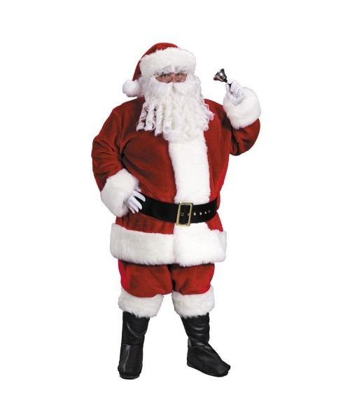 Santa Suit Prem  Plush Extra Large
