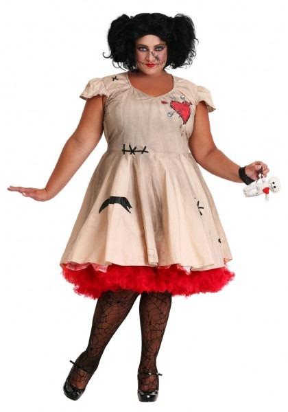 Scary Doll Halloween Costume Costumesr Teen Girl Halloweenscary