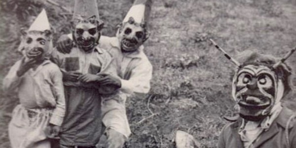 Terrifying Vintage Halloween Costumes That Are The Stuff Of Nightmares