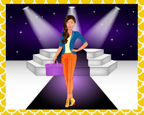 Hollywood Star Dress Up Game For Android