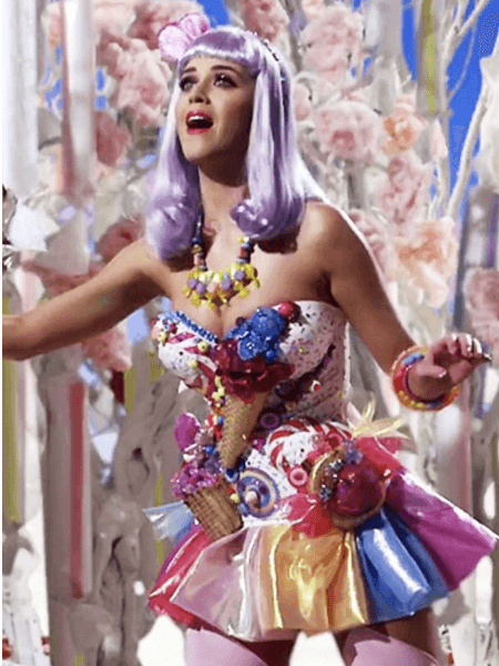 5 Diy Katy Perry Costume Inspirations To Rock At The Dance Party