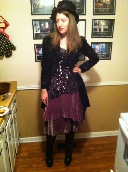 My Pretty Baby Cried She Was A Bird  Stevie Nicks Halloween