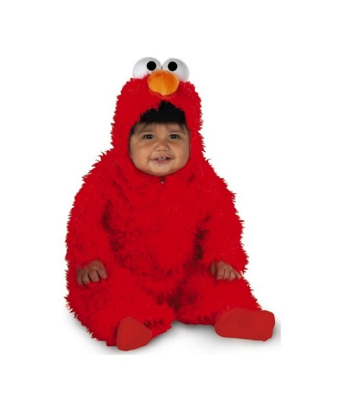 Elmo Plush Sesame Street Baby Costume