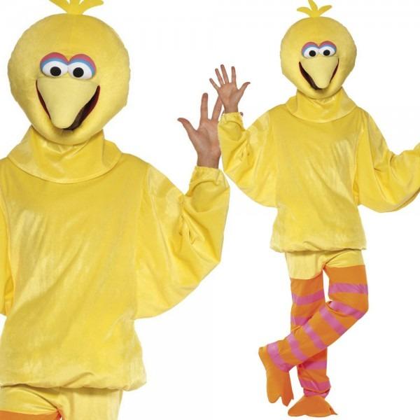 37 Elmo Fancy Dress Costume, Cookie Monster Fancy Dress Costume