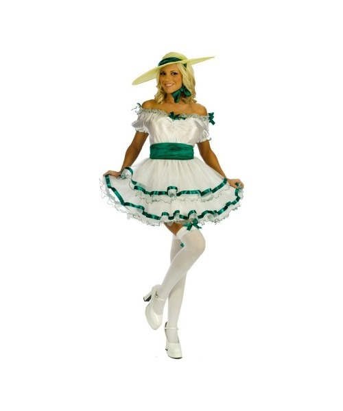 Sexy Southern Belle Halloween Costume