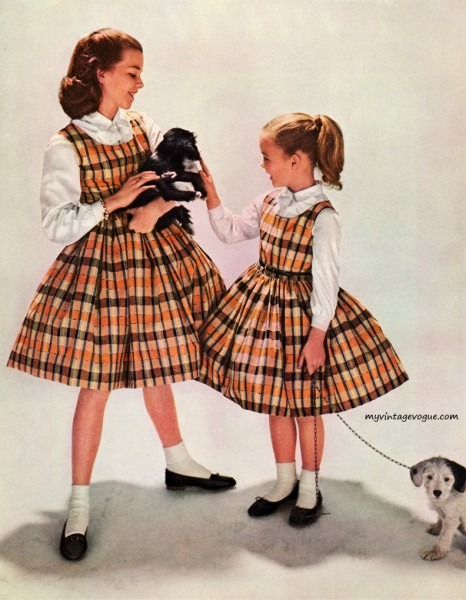 All About 1950s Childrens Fashion Part Of Our Fifties Fashions