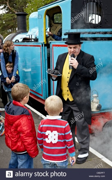 Sir Topham Hatt Costume Kids & Thomas The Tank Engine Classic