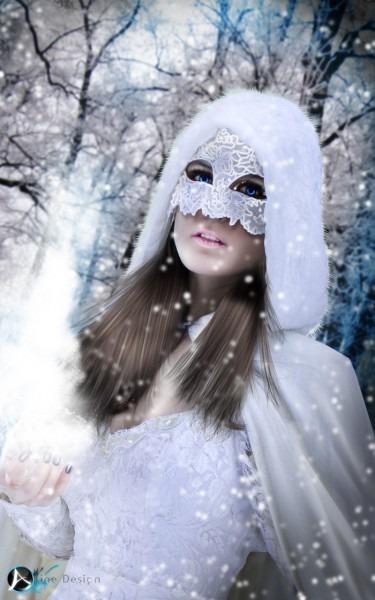 Snow Angel Costume Inspiration