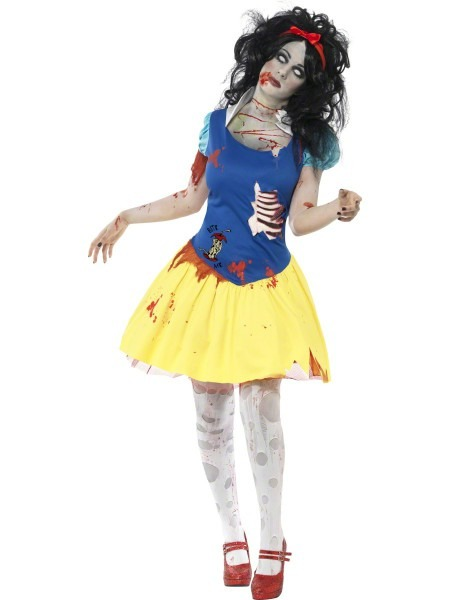 Snow White Costumes (for Men, Women, Kids)