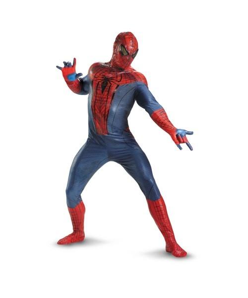 Spiderman Amazing Atrical Adult Costume