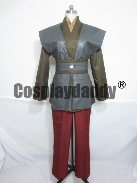 Star Wars Anakin Skywalker Darth Vader Jedi Knight Cosplay Costume