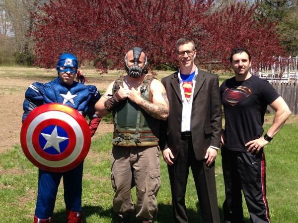Superhero Birthday Party Ideas {with Free Printables!}