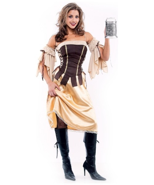 Adult Tavern Wench Costume