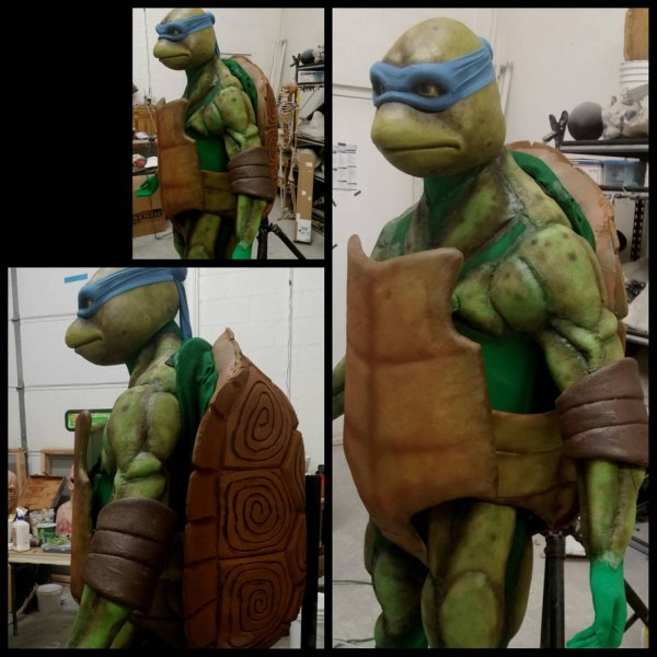 Teenage Mutant Ninja Turtle  The Suit By Escapedesignfx On Deviantart