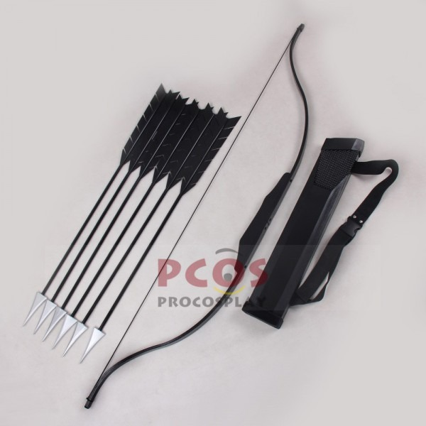 The Hunger Games Katniss Everdeen Cosplay Weapon Bow Arrow Sets