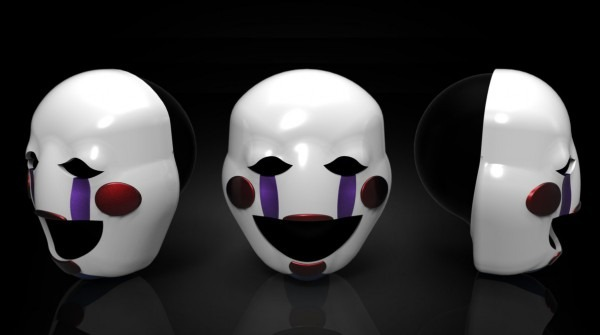 The Puppet Fnaf Mask