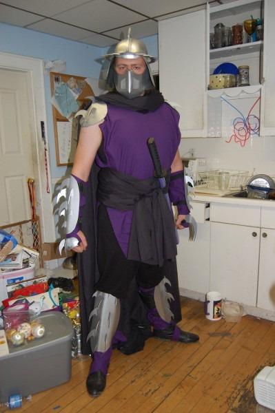 Shredder Costumes (for Men, Women, Kids)