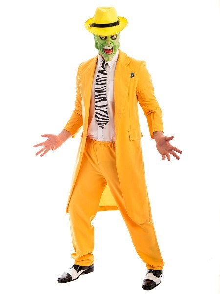 The Mask 90s Costume