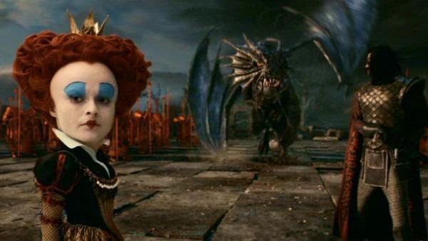 Alice In Wonderland (2010) Images Tim Burton's 'alice In