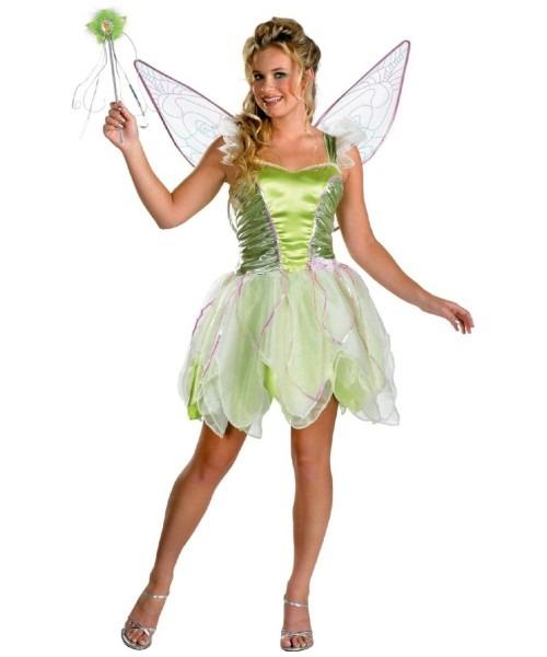 Tinkerbell Disney Teen Costume Deluxe