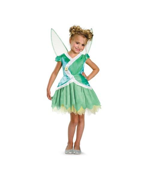 Tinkerbell Kids Disney Costume