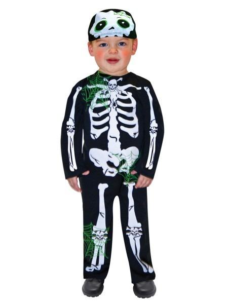 56 Skeleton Costumes For Toddlers, Kids Skeleton Costume Toddler