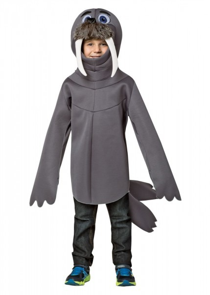Toddler Boys Walrus Costume