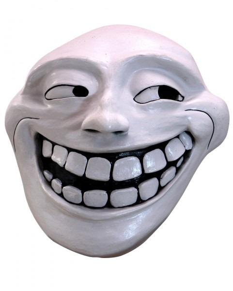 Trollface Mask