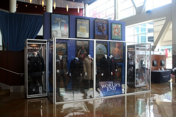 Focus On  The World's End  Display