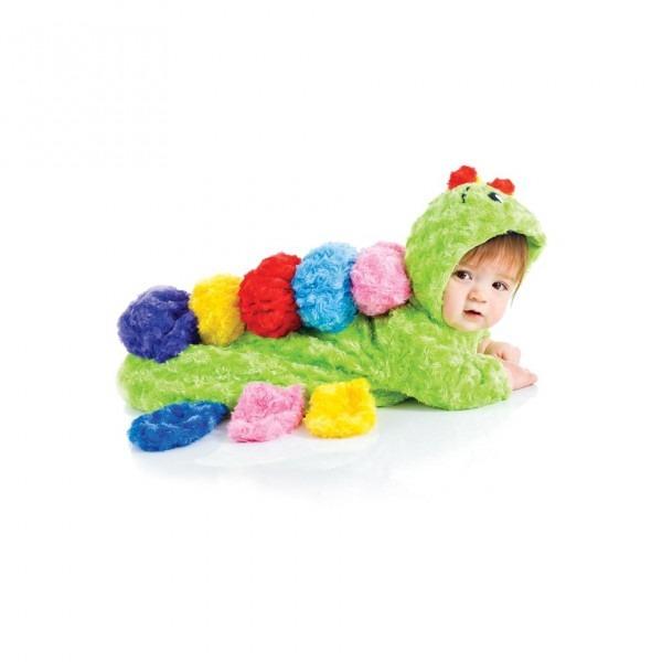 Shop Underwraps Colorful Caterpillar Bunting Infant Costume
