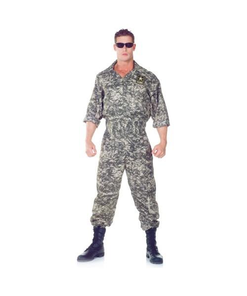 Army Us Adult Costume