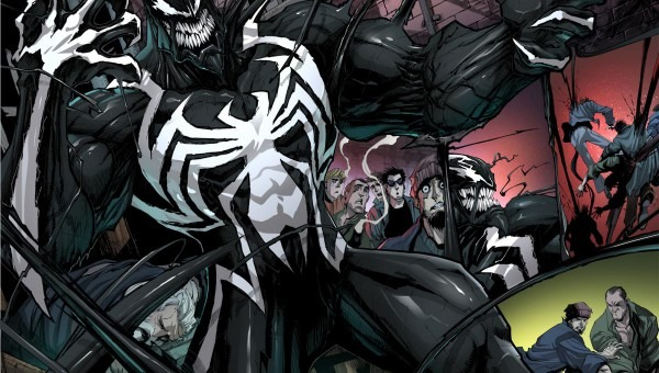 First Look At Marvel Comics' Relaunched Venom, But Who's Behind