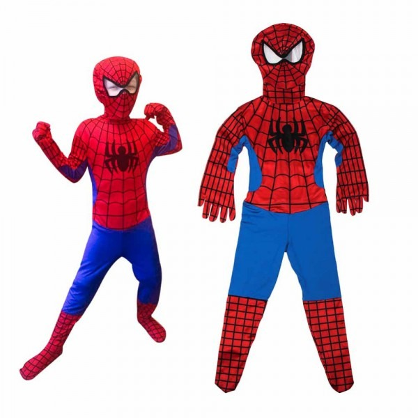 Venom Spider Man Cosplay Costume Family Matching Children's