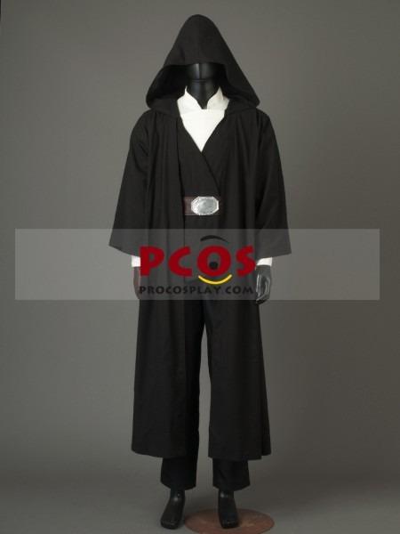 The Last Jedi Luke Skywalker Projection Crait Cosplay Costume